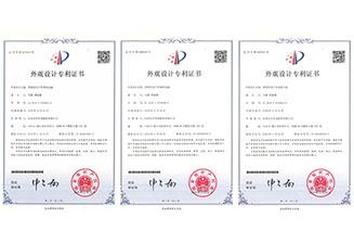 AP李逵劈鱼新取得3项外观专利